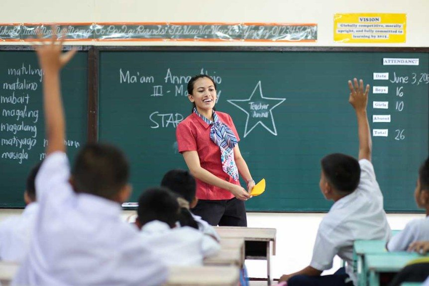 Developing the Teachers' Personality