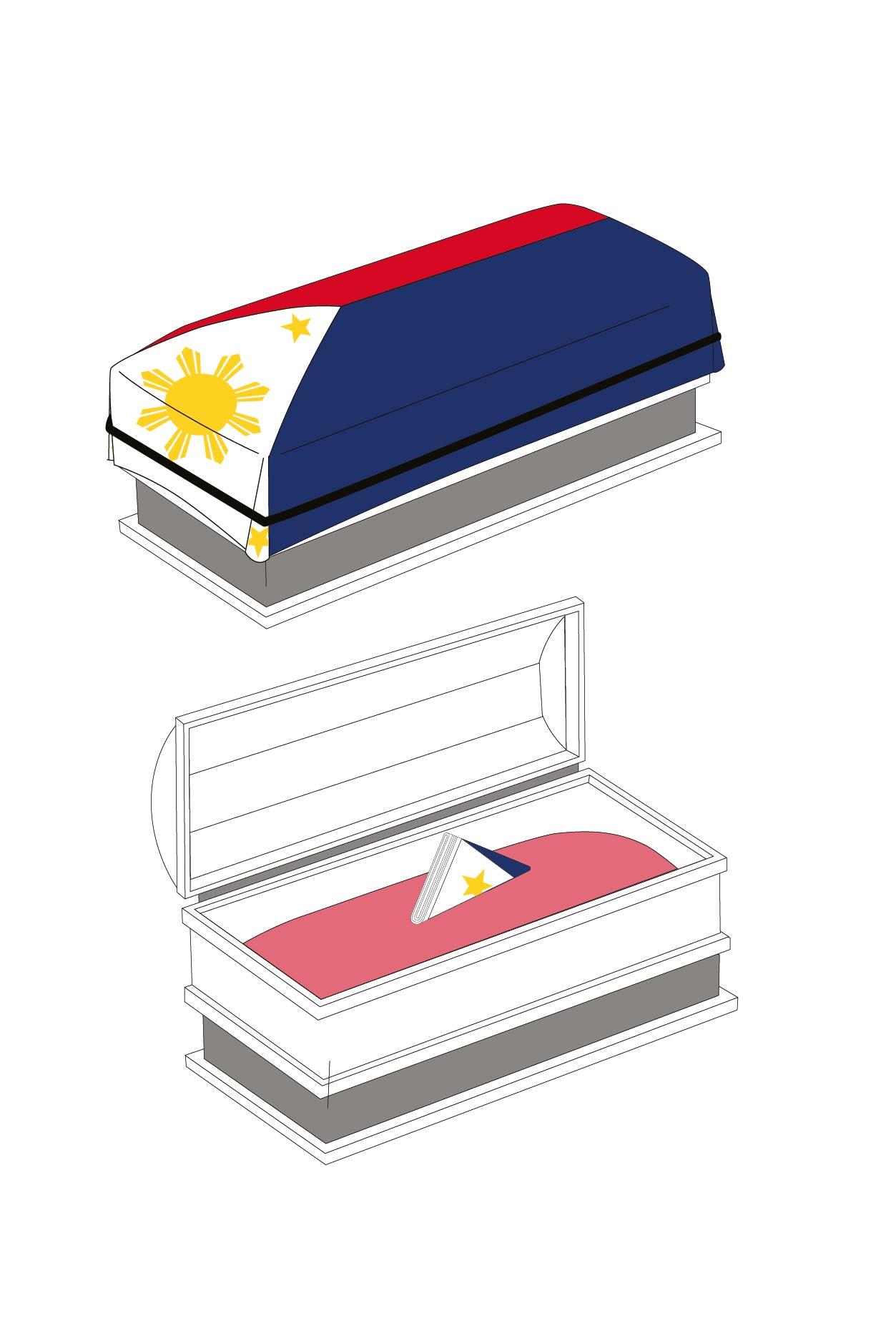 Philippine National Flag