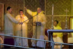 Pope Francis' homily, Holy Mass in Tacloban