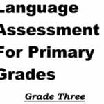 Language Assessment for Primary Grades – Room Examiner's Workflow