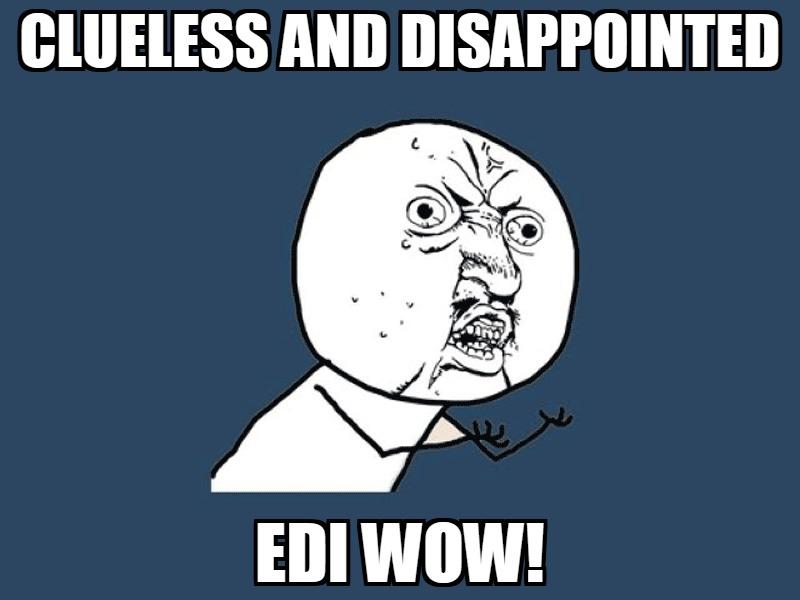 Edi Wow! Meme