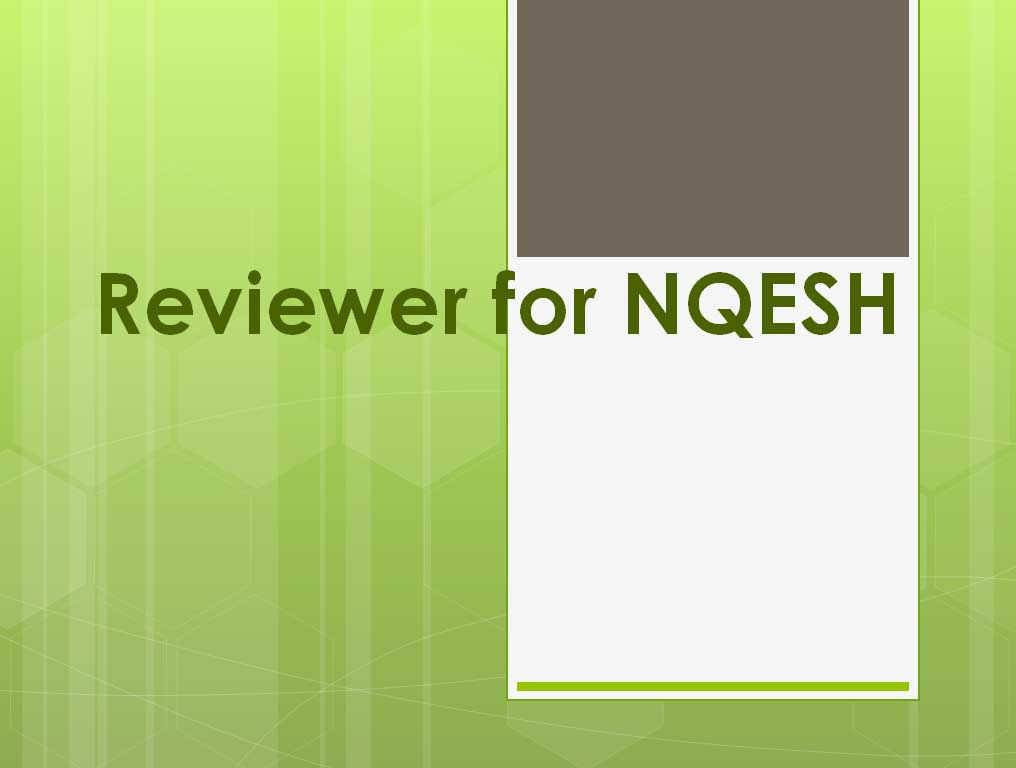 Reviewer for NQESH Pricipals Test