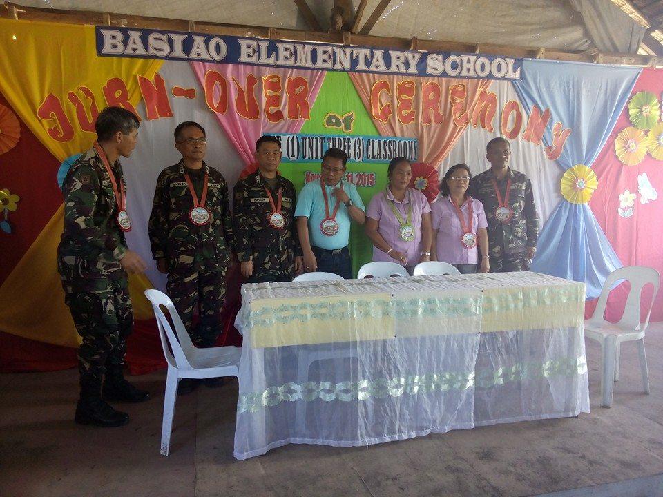 Basiao Elementary School Basey Samar Sagip Kapamilya