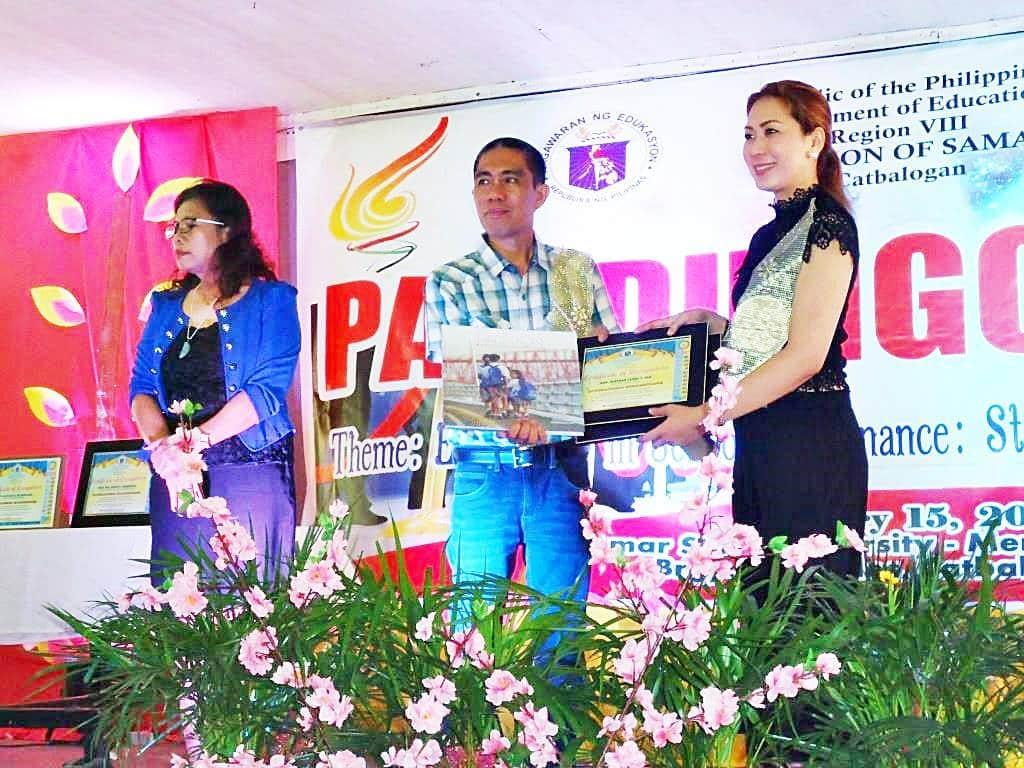 DepEd Samar - Division Pasidungog 2015