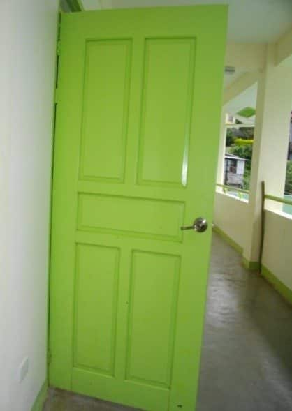 DepEd New School Building Design - Doors