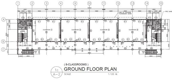 Classroom Electrical Design ~ New deped school building designs teacherph