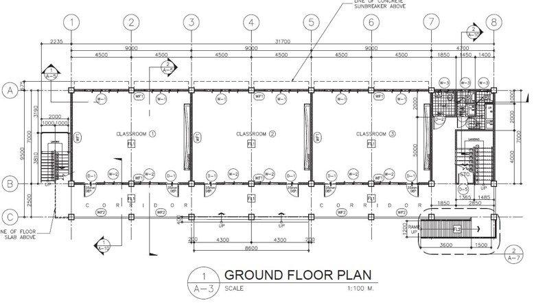 Deped Standard Classroom Design ~ New deped school building designs teacherph