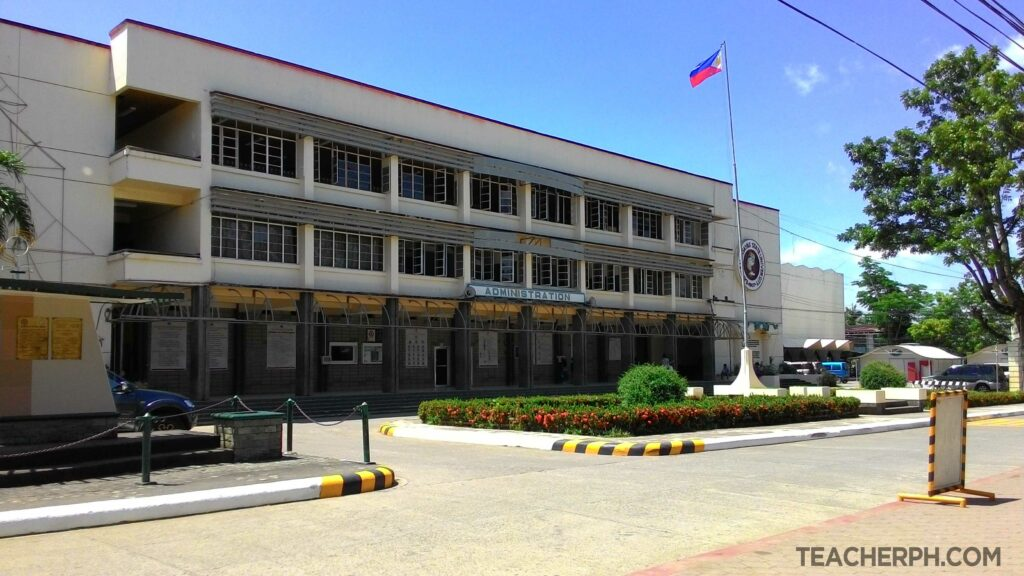 Eastern Visayas State University EVSU Tacloban City