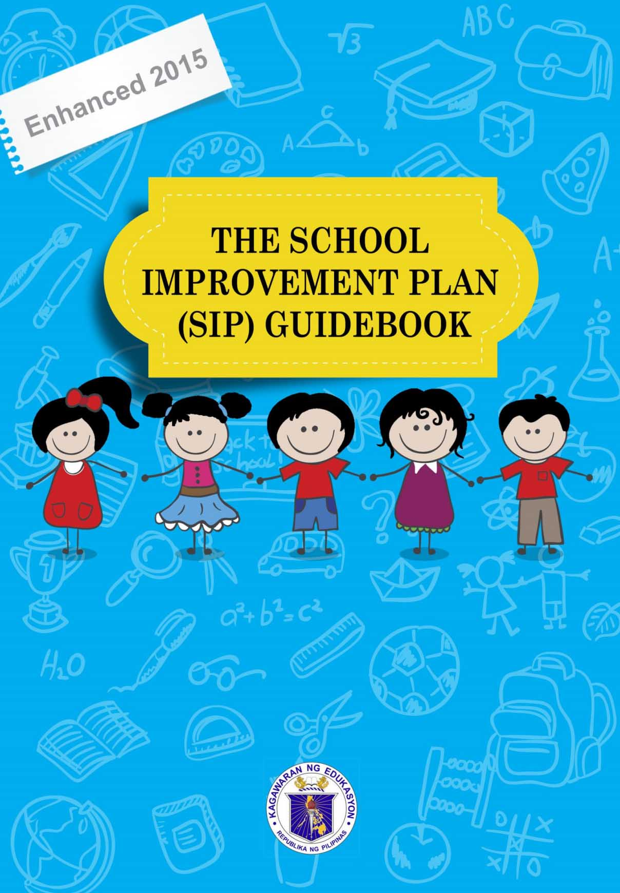 The school improvement plan sip guidebook teacherph for Sip plans