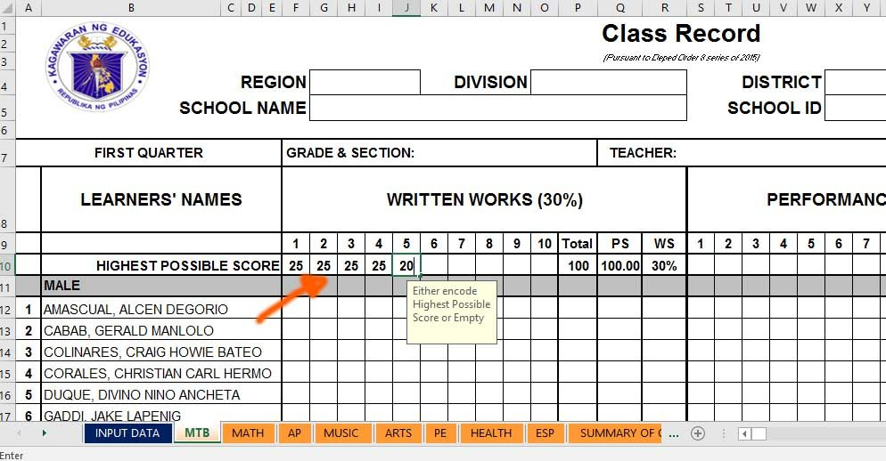 esp module grade 7 3rd quarter