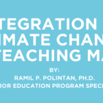 Integration of Climate Change in Teaching Math