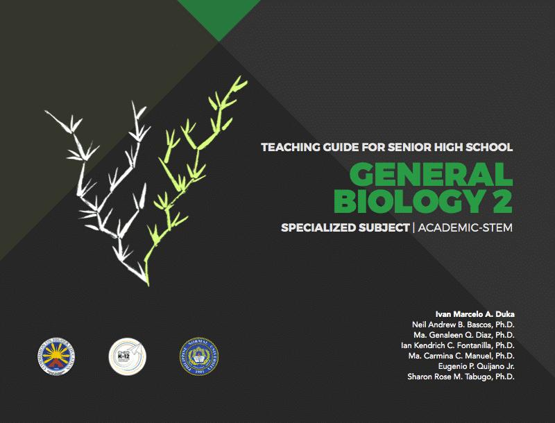 Download: Senior High School SHS Teaching Guides - TeacherPH