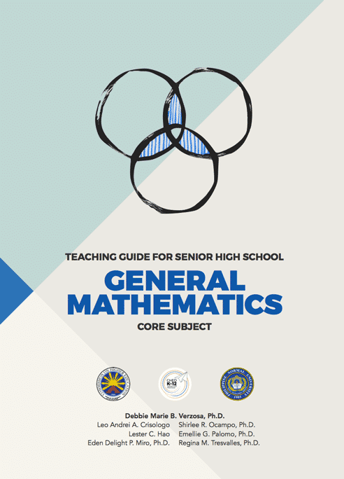General Mathematics: Senior High School SHS Teaching Guide - TeacherPH