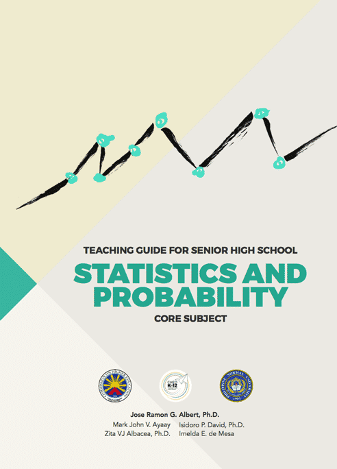 Senior High School SHS Teaching Guides Statistics and Probability