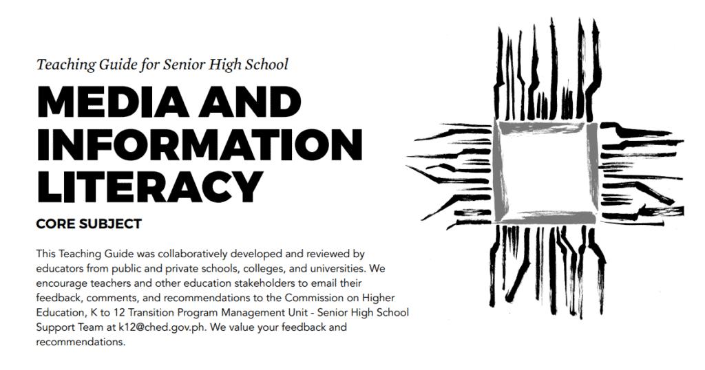 Media and Information Literacy Senior High School Teaching Guide