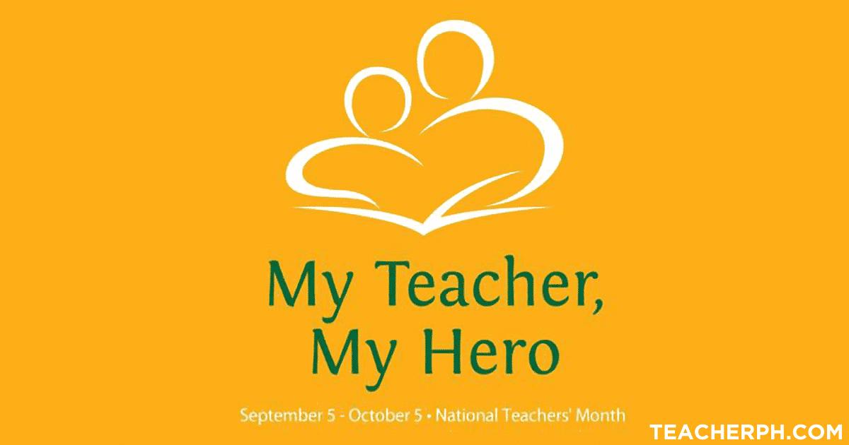 2017 National Teachers Month Programs Projects And Activities Teacherph