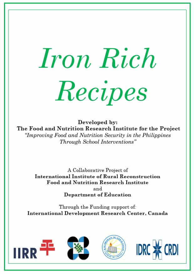 Iron Rich Recipes