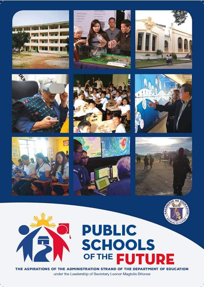 DepEd Public Schools of the Future