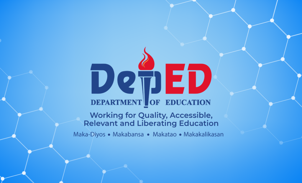 DepEd Wallpaper Teaching Personnel