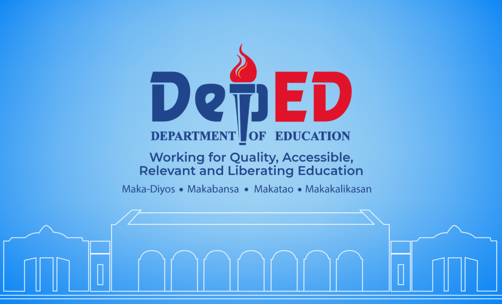 DepEd Wallpaper Central Office