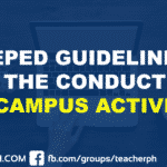 DEPED GUIDELINES ON THE CONDUCT OF OFF-CAMPUS ACTIVITIES