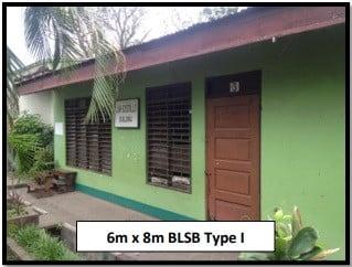 Bagong Lipunan School Building (BLSB) Type I