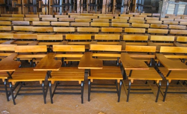 DepEd School Furniture Combination of Wood and Steel