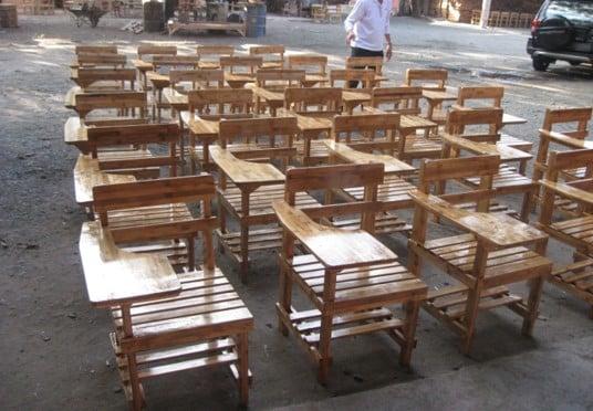 DepEd School Furniture Design Engineered Bamboo