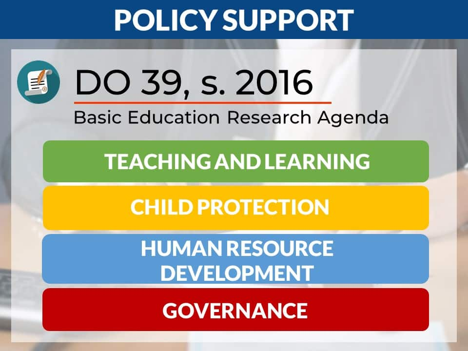 DepEd Research Management Guidelines Powerpoint Presentation (PPT)