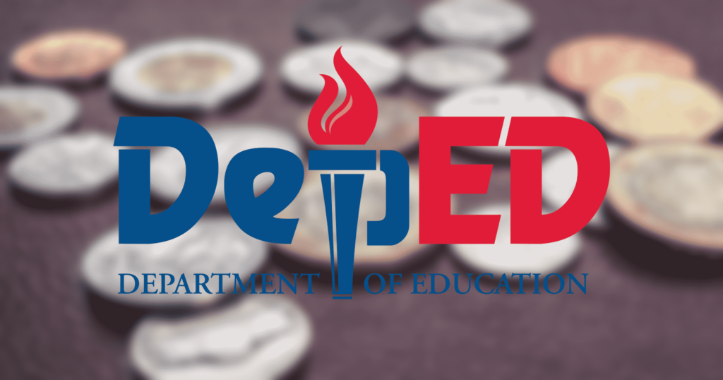 DepEd reminds private lending entities not to charge penalties, fines to personnel