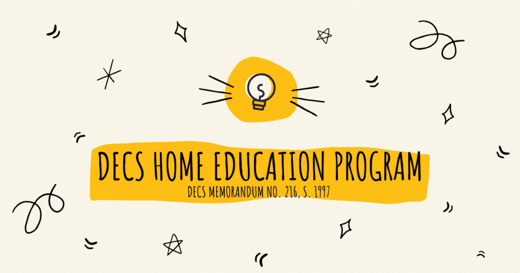 DepEd Home Education Program