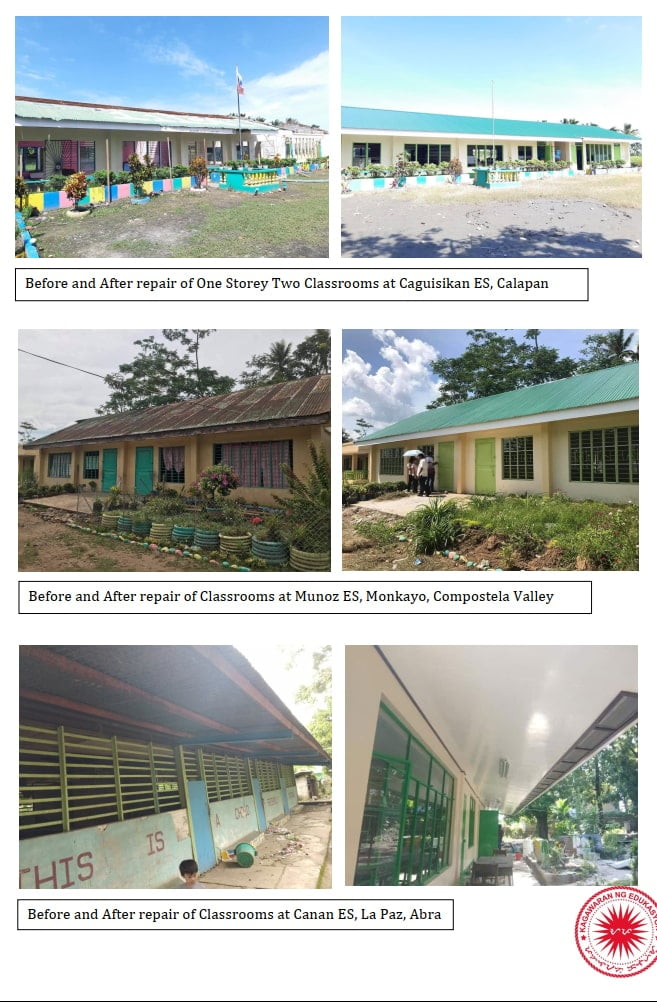 DepEd Repair and Rehabilitation Program